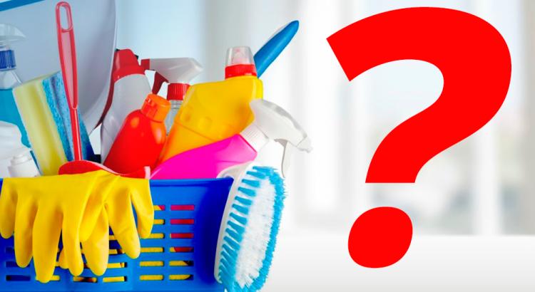 Diferença entre higiene e limpeza