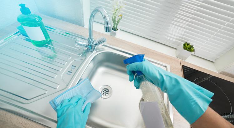 limpeza de cozinha profissional