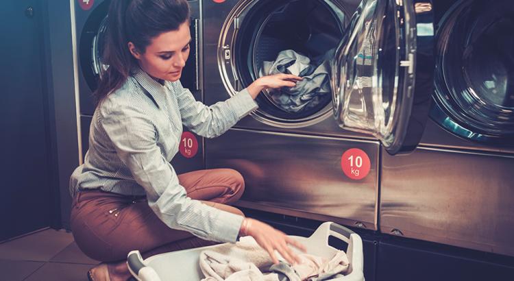 lavagem de tecidos